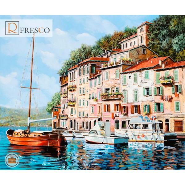 Фреска Renaissance Fresco Landscapes (4678)