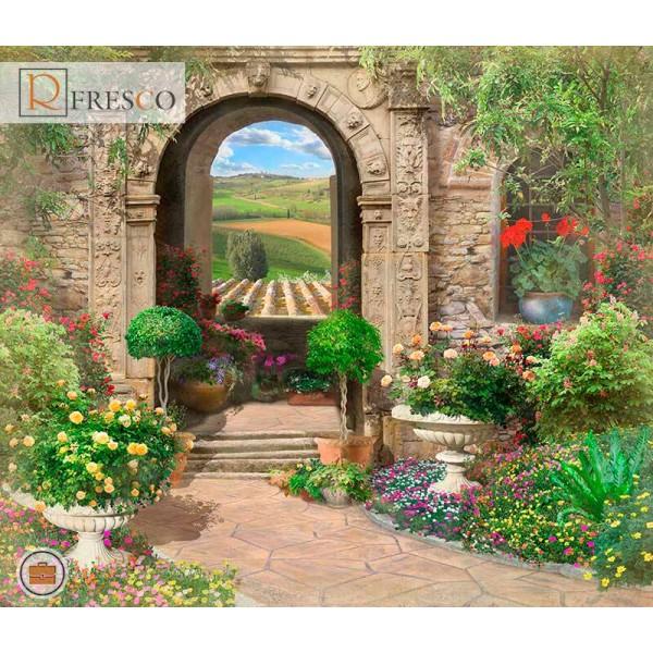 Фреска Renaissance Fresco Landscapes (4680)