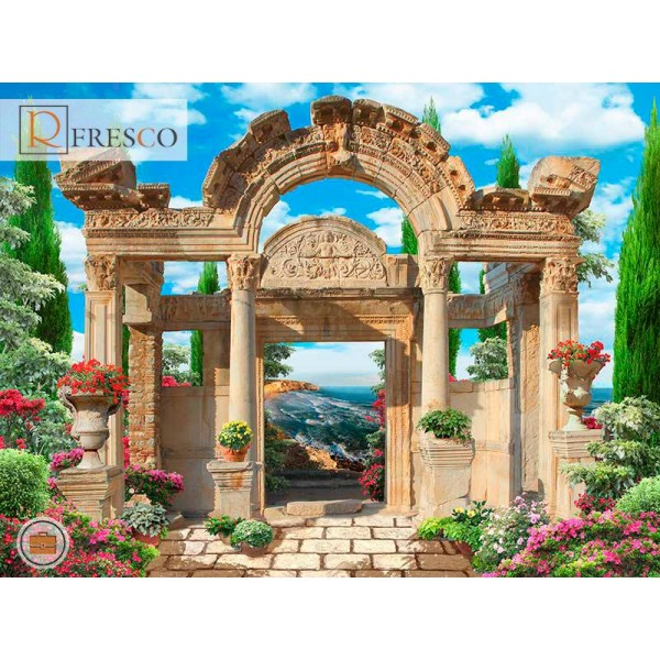 Фреска Renaissance Fresco Landscapes (4682)