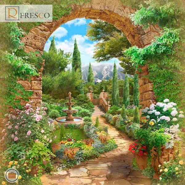 Фреска Renaissance Fresco Landscapes (4690)