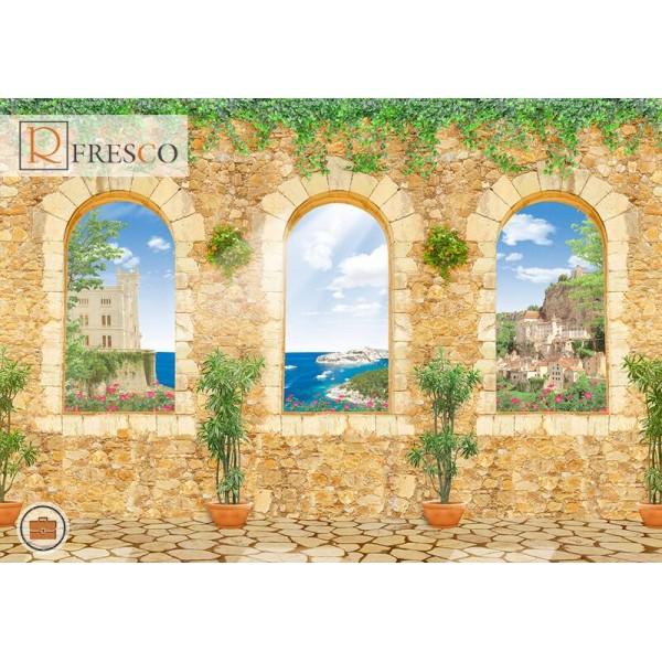 Фреска Renaissance Fresco Landscapes (4696)