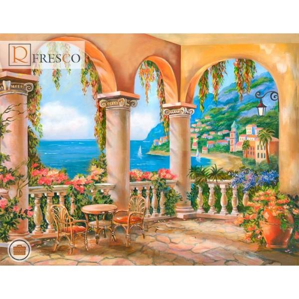 Фреска Renaissance Fresco Landscapes (4700)