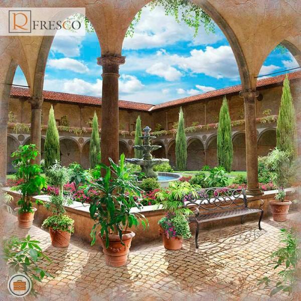 Фреска Renaissance Fresco Landscapes (4716)