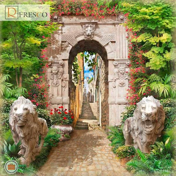 Фреска Renaissance Fresco Landscapes (4733)