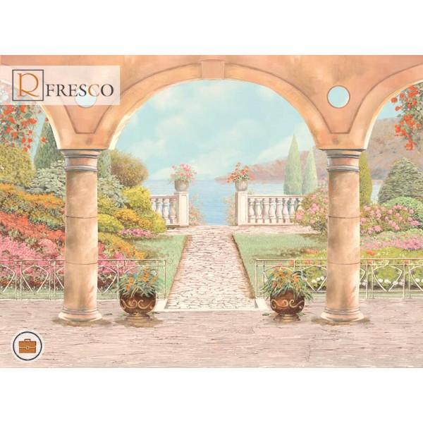 Фреска Renaissance Fresco Landscapes (4735)