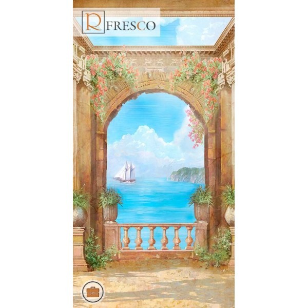 Фреска Renaissance Fresco Landscapes (4739)