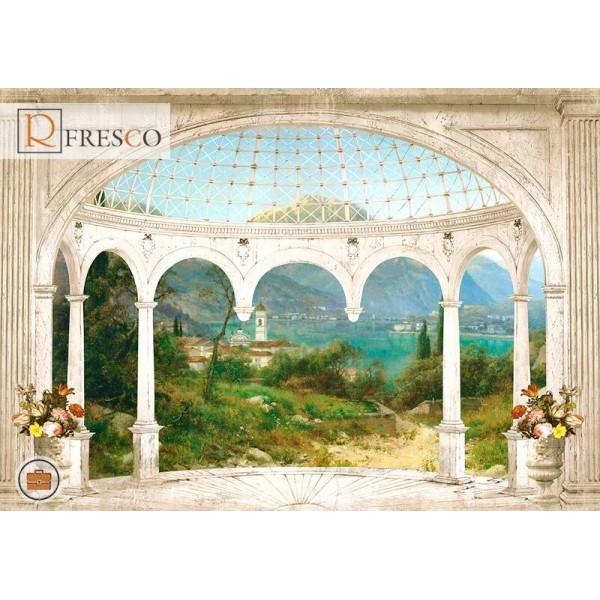 Фреска Renaissance Fresco Landscapes (4760)