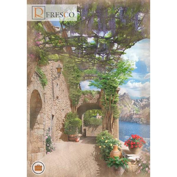 Фреска Renaissance Fresco Landscapes (4777)