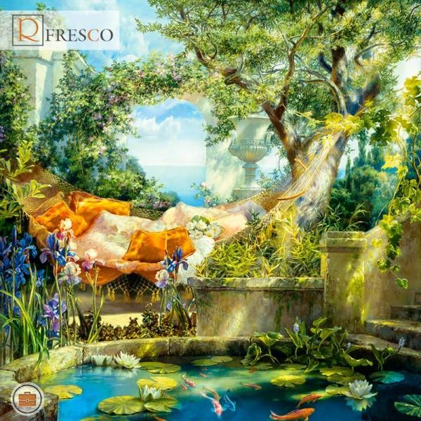 Фреска Renaissance Fresco Landscapes (4782)
