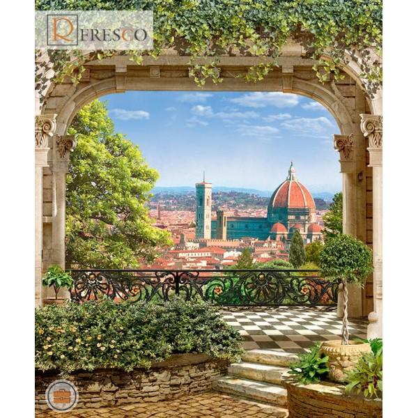 Фреска Renaissance Fresco Landscapes (4799)