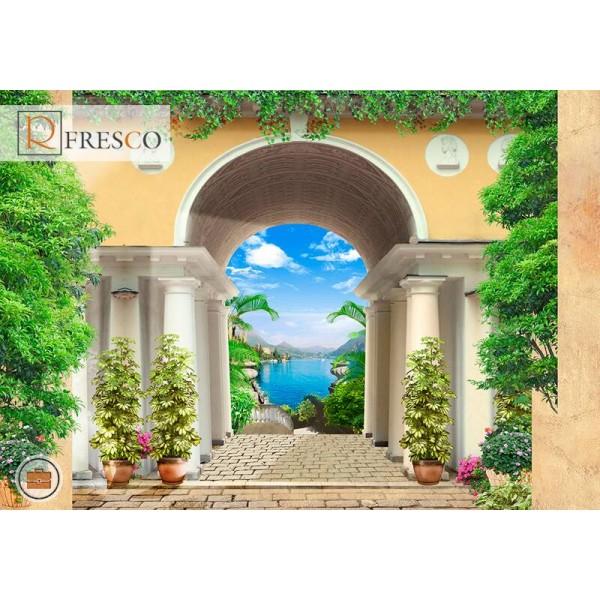 Фреска Renaissance Fresco Landscapes (4809)