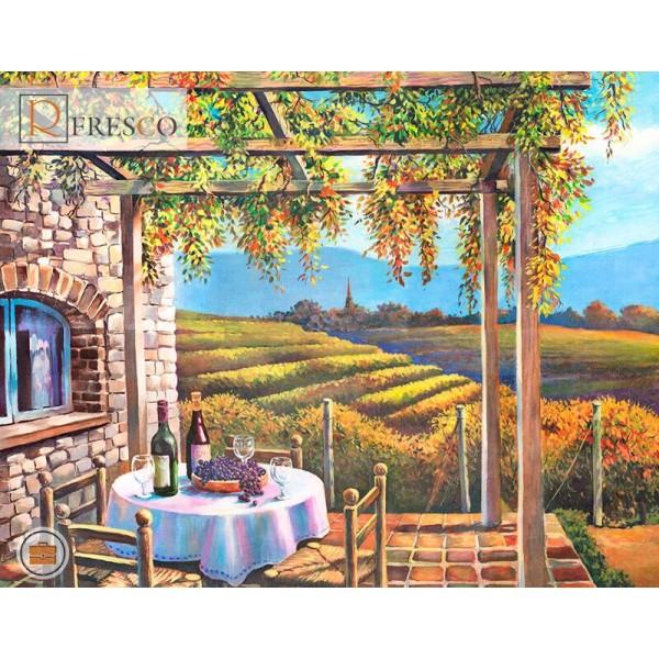 Фреска Renaissance Fresco Landscapes (4900)
