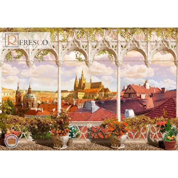 Фреска Renaissance Fresco Landscapes (4930)