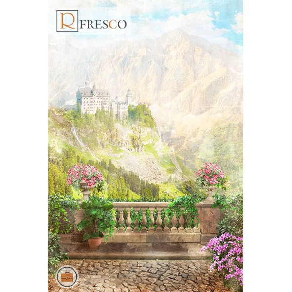 Фреска Renaissance Fresco Landscapes (4970)