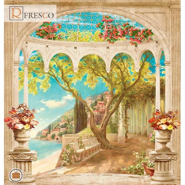 Фреска Renaissance Fresco Landscapes (4980)