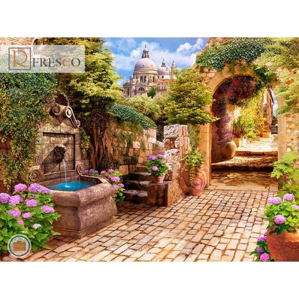 Фреска Renaissance Fresco Landscapes (4989)
