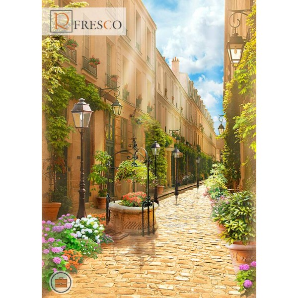 Фреска Renaissance Fresco Landscapes (4993)