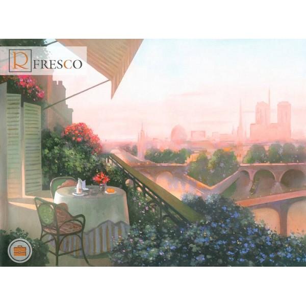 Фреска Renaissance Fresco Landscapes (4999)