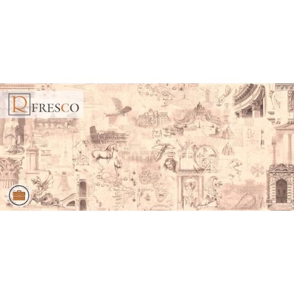 Фреска Renaissance Fresco Maps (1041)