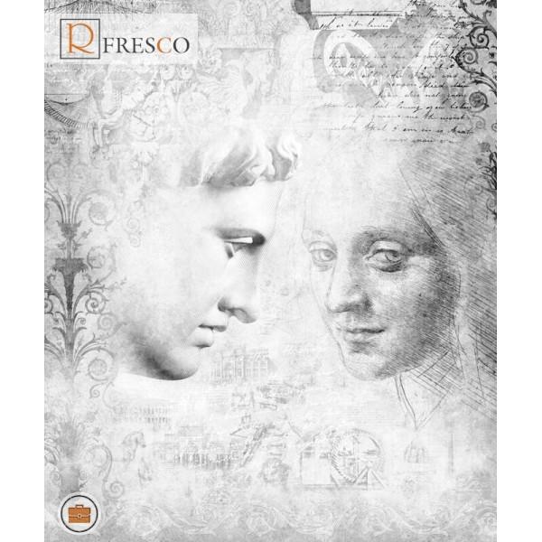Фреска Renaissance Fresco Maps (1072)