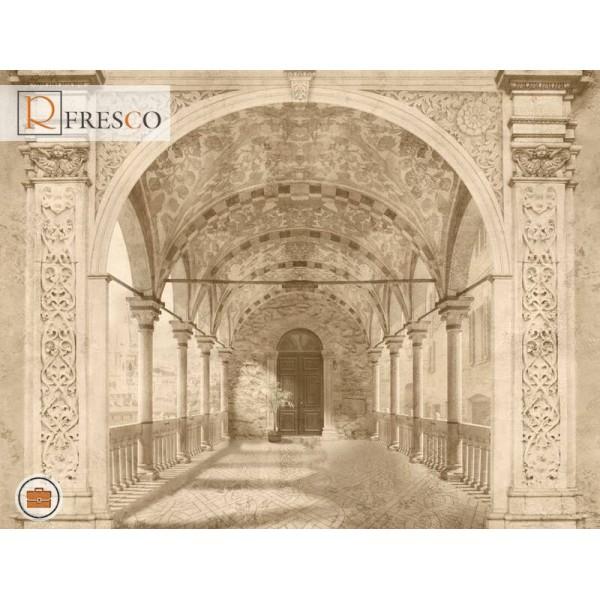 Фреска Renaissance Fresco Maps (1075)