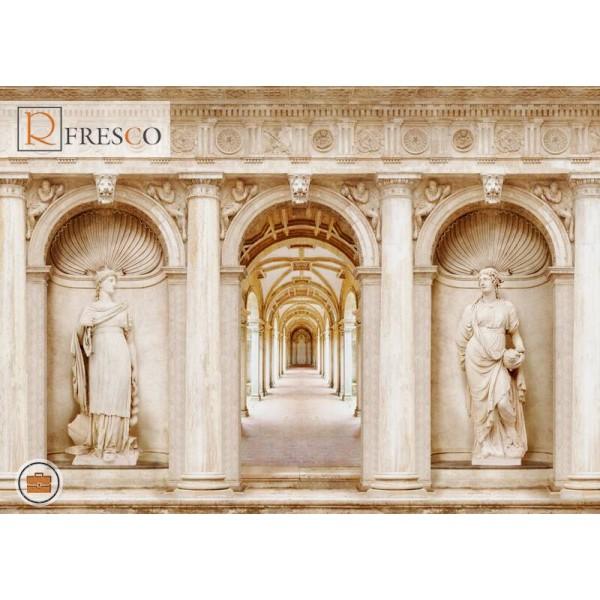 Фреска Renaissance Fresco Maps (1079)
