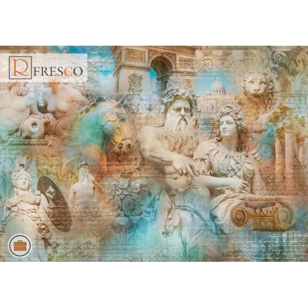 Фреска Renaissance Fresco Maps (1080)