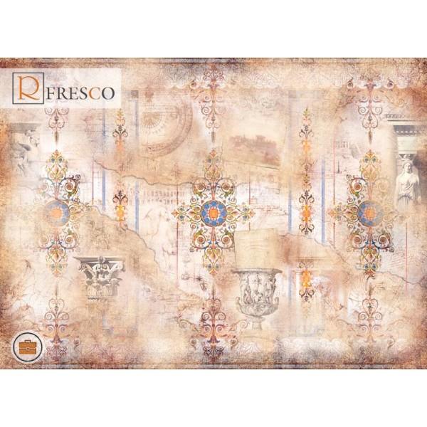 Фреска Renaissance Fresco Maps (1082)