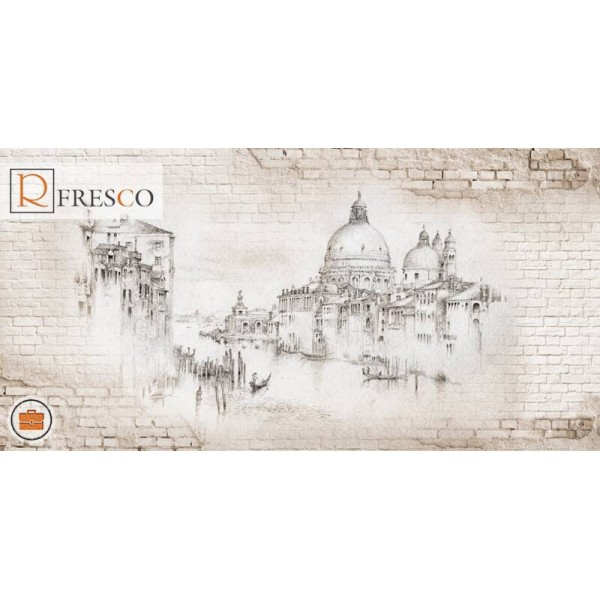 Фреска Renaissance Fresco Maps (1085)