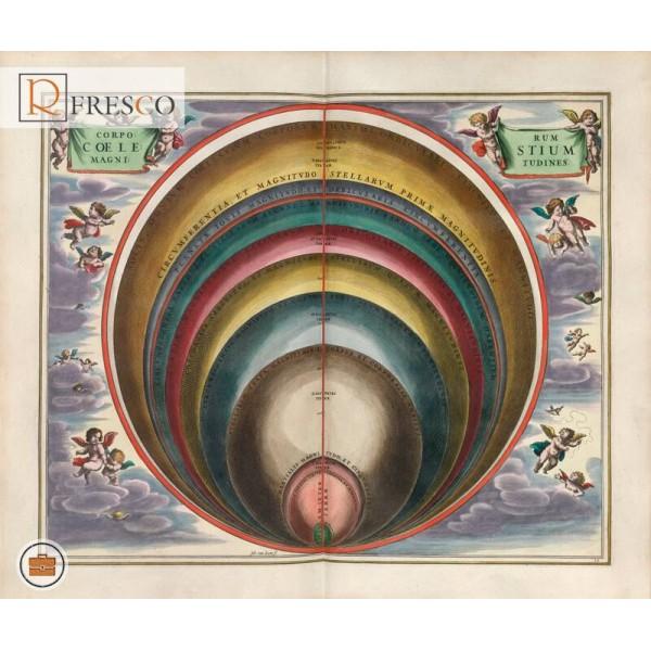 Фреска Renaissance Fresco Maps (12010)