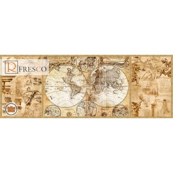 Фреска Renaissance Fresco Maps (12060)