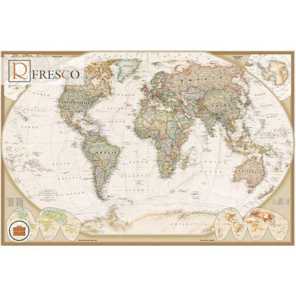 Фреска Renaissance Fresco Maps (12061)