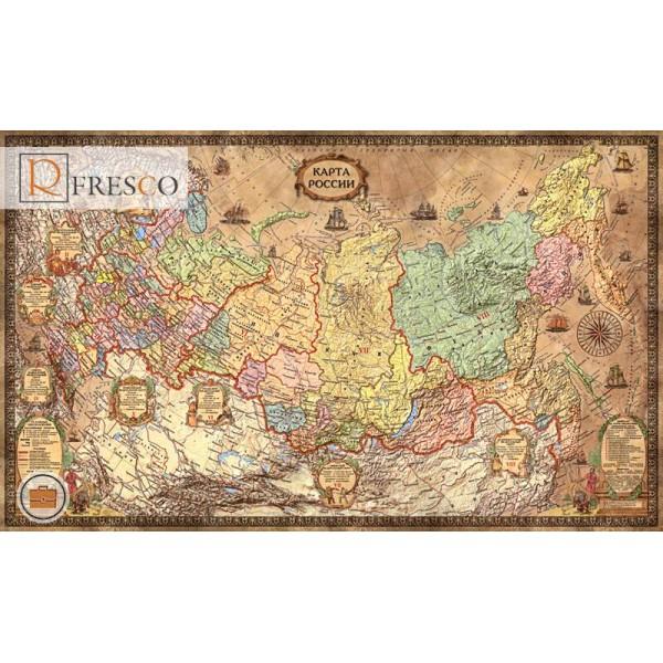 Фреска Renaissance Fresco Maps (12076)