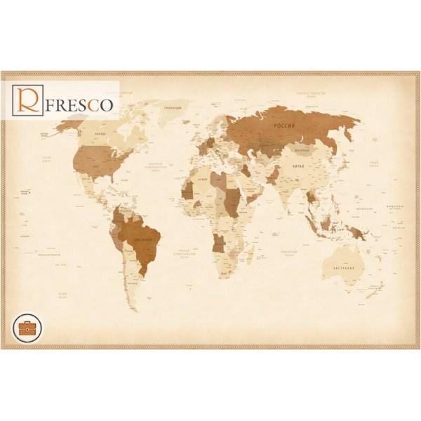 Фреска Renaissance Fresco Maps (12088)