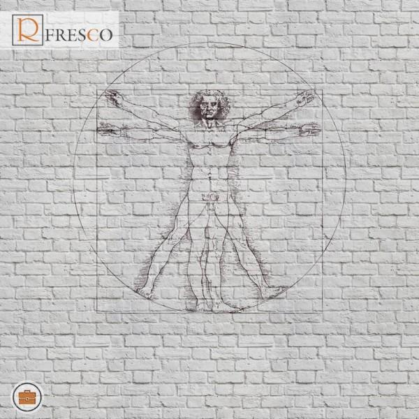 Фреска Renaissance Fresco Maps (ag0001)