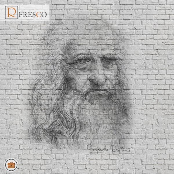 Фреска Renaissance Fresco Maps (ag0003)