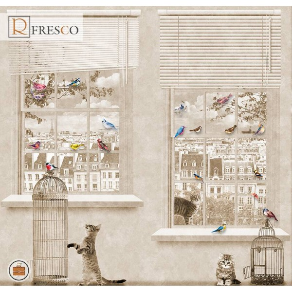 Фреска Renaissance Fresco Maps (ag0106_)
