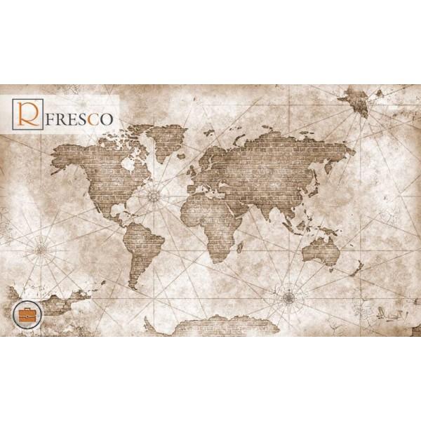Фреска Renaissance Fresco Maps (ag0185)