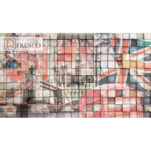 Фреска Renaissance Fresco Maps (ag0250)