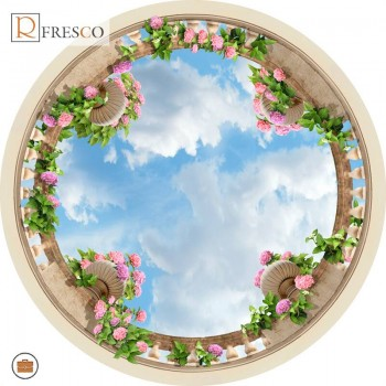 Фреска Renaissance Fresco Потолок (11197)