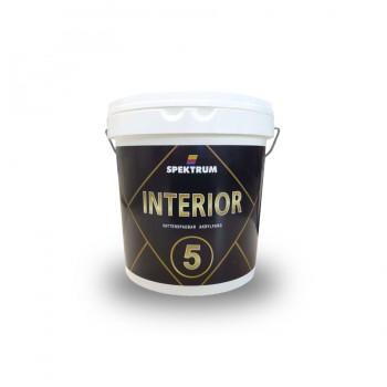 Краска Spektrum Interior 05 база C (2,7 л)