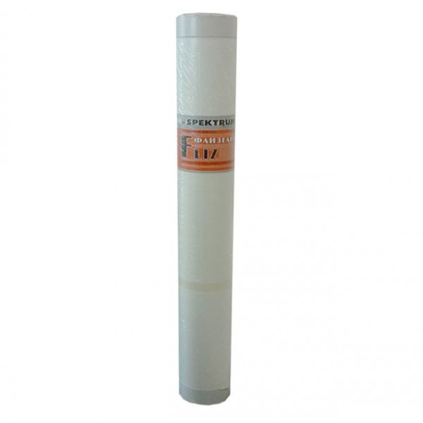 Фото - Флизелин - Флизелиновый холст малярный Spektrum SF 150 (25 м)