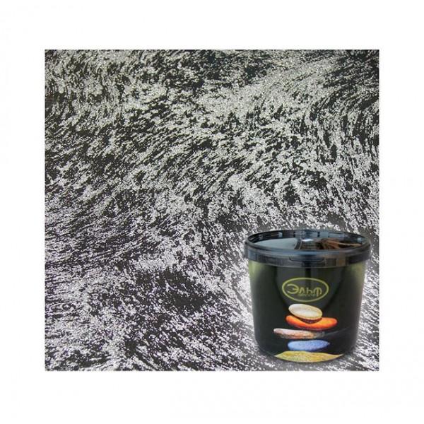 Декоративное покрытие с добавлением стеклянных кристаллов Эльф Декор Feerie Transparent (1 кг)
