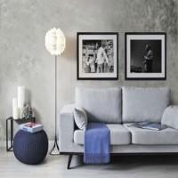 Фото - Декоративные краски - Декоративная перламутровая краска Lanors Snow Silver (3 кг) для стен с эффектом шелка