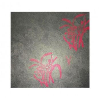 Декоративное настенное покрытие с графитовым переливом Эльф Декор Illusion Fantasy Graphite (2,5 кг)