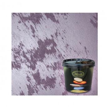 Декоративное покрытие с эффектом песчаных вихрей Эльф Декор Sahara Silver (5 кг)