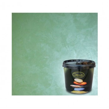 Декоративное покрытие с эффектом бархата Эльф Декор Mirage Silver (5 кг)
