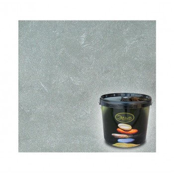 Покрытие декоративное отделочное для внутренней отделки Эльф Декор Persia White (1 кг)