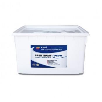 Клей готовый для стеклохолста и тяжелых видов обоев готовый Spektrum Profi (15 л)