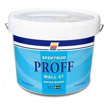 Водно-дисперсионная краска Spektrum Proff 07 база C (9 л)
